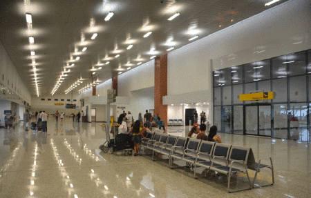 89727554cbb O Aeroporto Internacional de Manaus Eduardo Gomes (AM) conta com mais uma  opção de serviços aos passageiros internacionais. No último sábado (3)